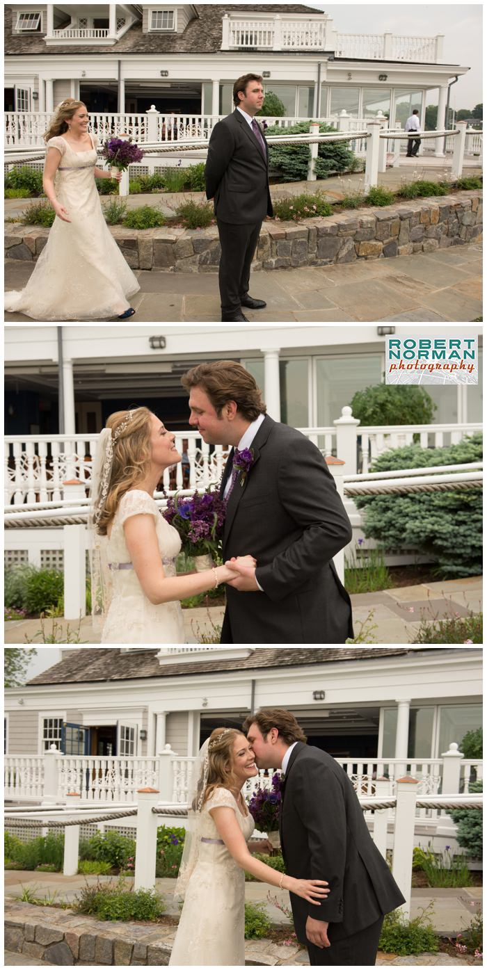 belle haven club-greenwich-wedding-first look