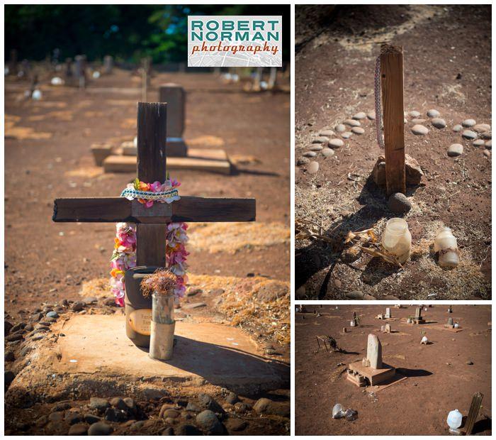 Hanakao'o-Cemetery-Lahaina,-Maui- HI