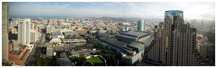 view-from-top-of-Westin-hotel-san-francisco-ca