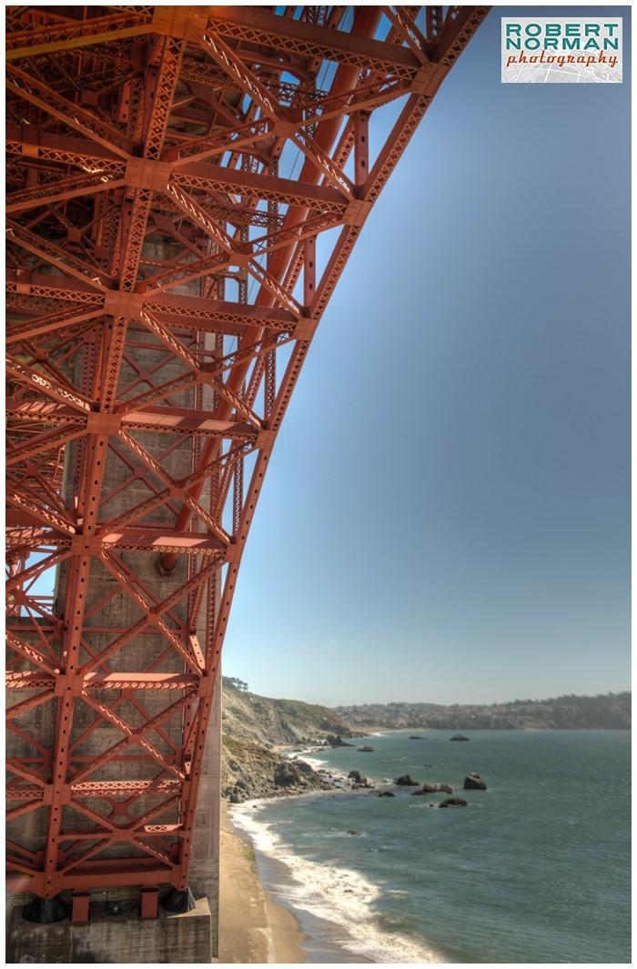 golden-gate-bridge-underneath-photo-unusual-angle-san-francisco-CA