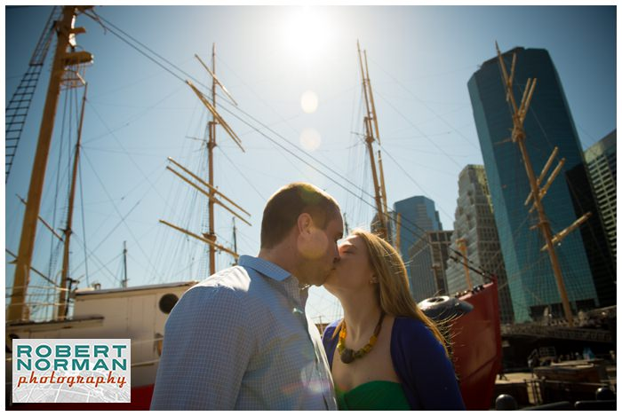 south-street-seaport-engagement-session-new-york-city
